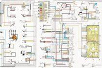 Электрическая схема автомобиля ваз 21074