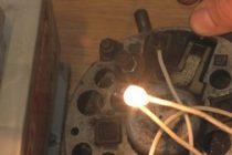 Как проверить диодный мост генератора мультиметром