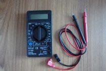 Цифровой мультиметр dt-830b: инструкция по эксплуатации и отзывы