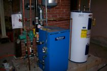 Особенности и преимущества газовых напольных котлов