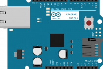 Сетевой модуль для arduino nano enc28j60