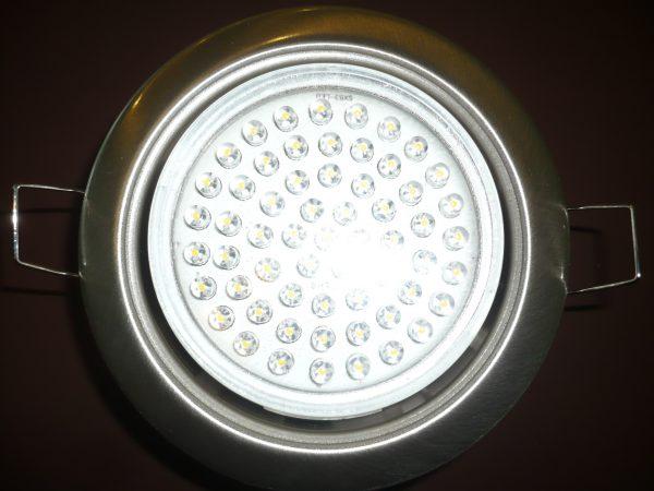 Установка потолочных светильников своими руками
