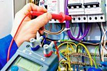 Измерение показателя изоляции электросети