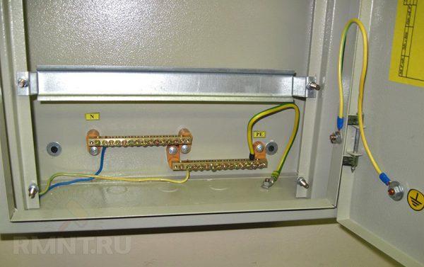 Схема подключения электрической плиты розетке