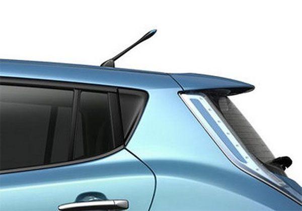 Антенна на крыше авто