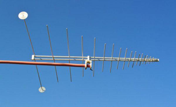 Логопериодическая антенна