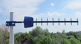 3G-антенна типа «волновой канал»