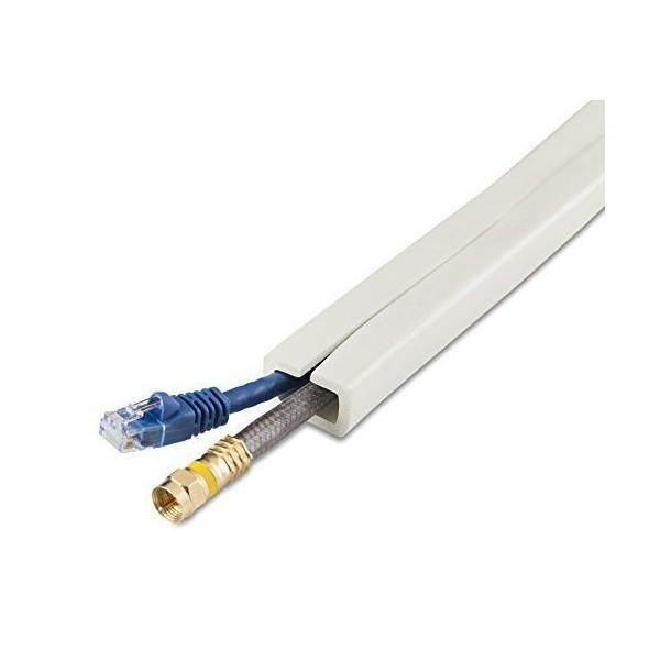 Монтаж провода в кабель-каналах