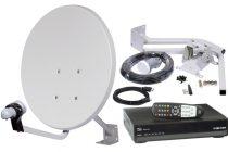 Элементы спутниковой телевизионной системы