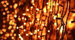 Световое декорирование – один из элементов праздника