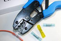 Пресс клещи для опрессовки гильз