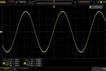 Измерение частоты тока осциллографом
