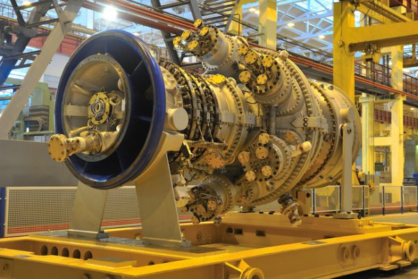 Газовая турбина