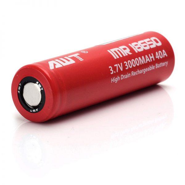 Внешний вид аккумулятора 18650