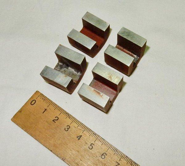 Размеры магнитопроводов