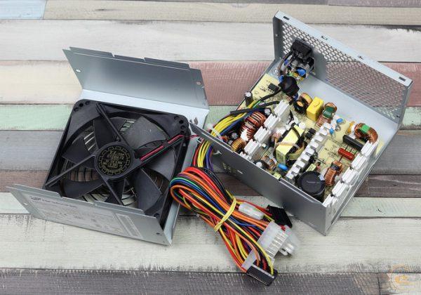 Блок АХ500-А с вентилятором