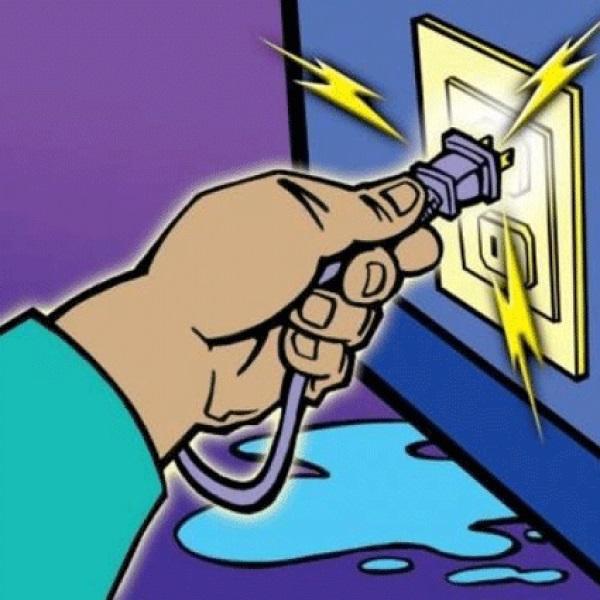 Осторожно, электричество!