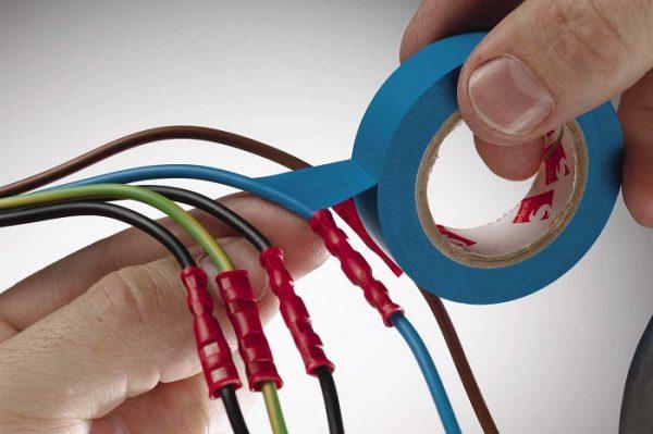 Обработка провода