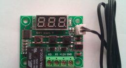 Как выглядит терморегулятор для инкубатора