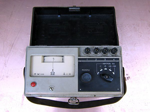 Прибор М416