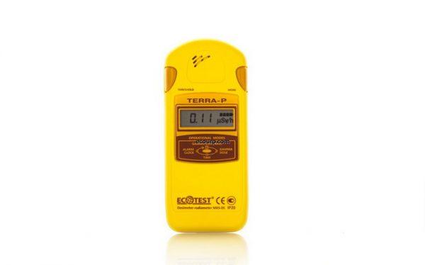 Профессиональные дозиметры с функцией радиометра