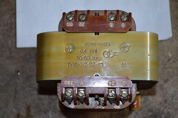 Мощность трансформатора