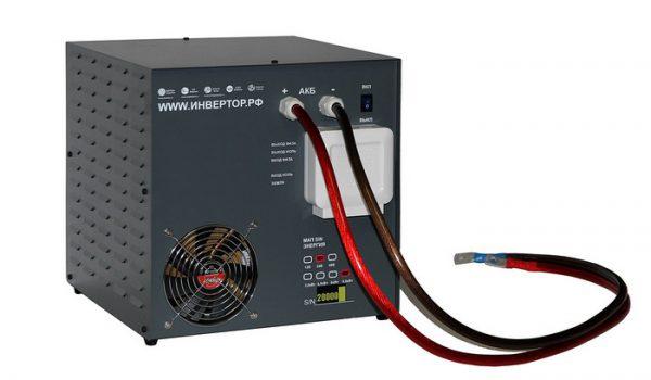 Сетевой инвертор для солнечных батарей