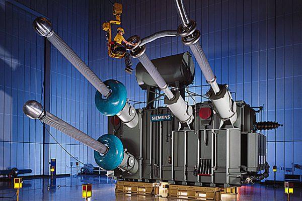 Оборудование для высоковольтной ЛЭП постоянного тока