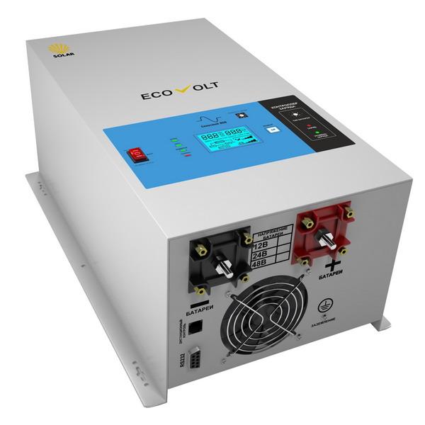 Автономный инвертер для солнечных батарей