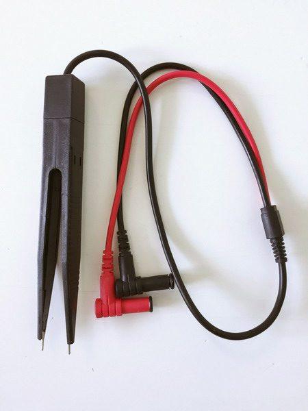 Внешний вид щупов-пинцетов для проверки SMD-элементов