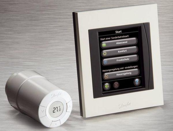 Термостаты для отопления