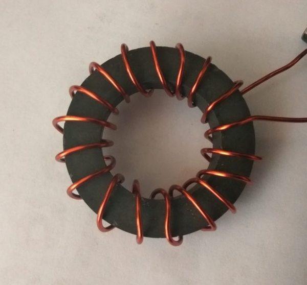 Катушка на ферритовом сердечнике