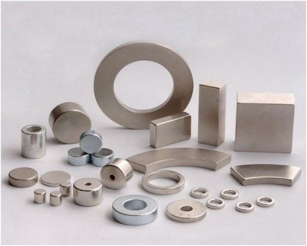 Неодимовые магниты разной формы
