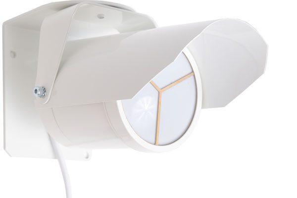 Уличные датчики движения для охраны периметра должны быть оснащены солнцезащитной системой