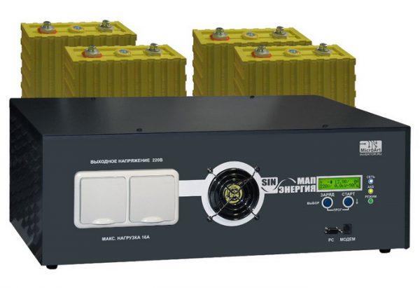 Многофункциональный инвертер для солнечных батарей