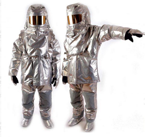 Теплозащитный герметичный костюм