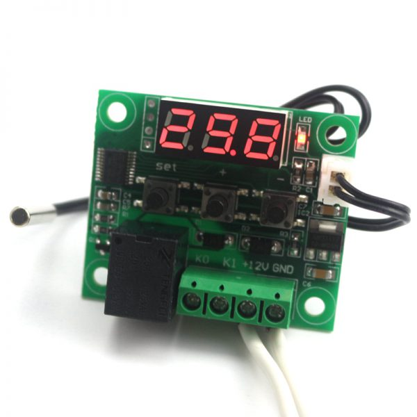 Терморегулятор на 12 В
