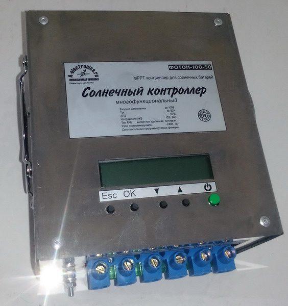 Инвертер для солнечных батарей