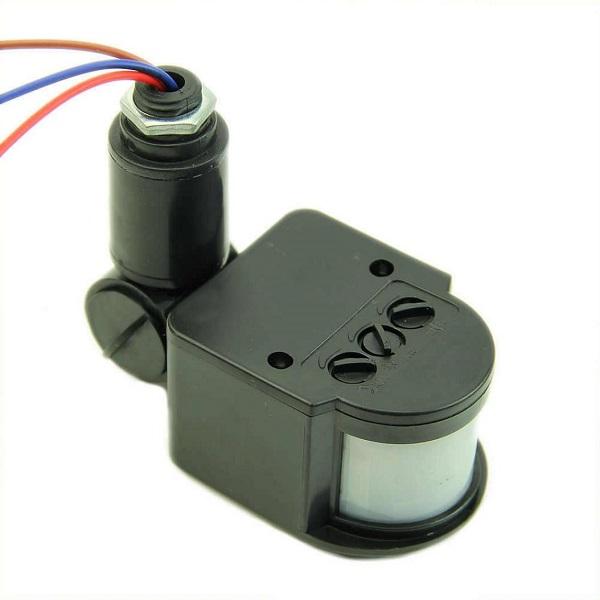 Инфракрасный датчик – самый распространённый, простой и недорогой прибор