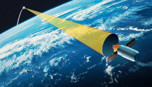 Энергия из космоса