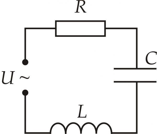 Последовательное соединение элементов