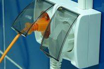 Электроприбор в защитной оболочке