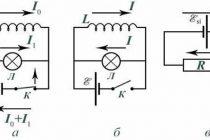 Схема параллельного соединения элементов