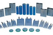 Основные формы литий-ионных аккумуляторов