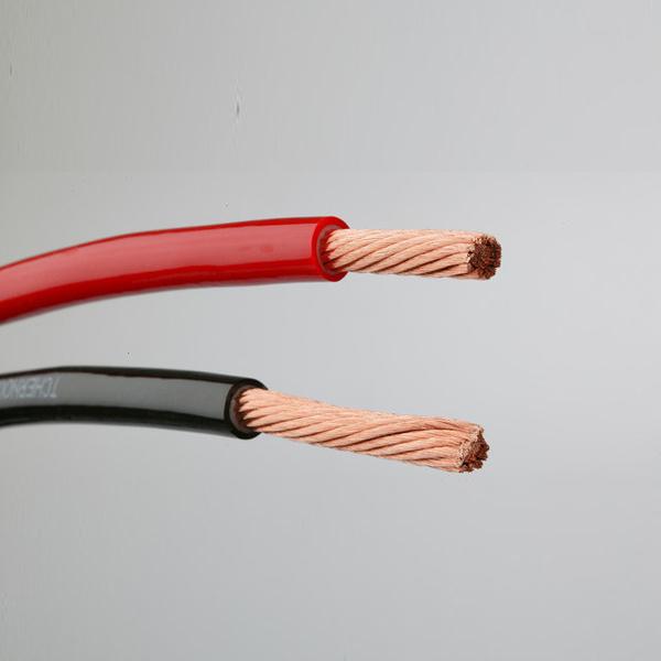 Пример термостойкого кабеля, выдерживающего температуру в пределах 200 градусов