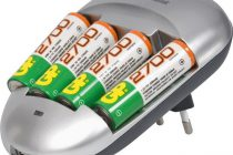 Аккумуляторные батарейки типа АА