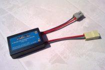 Внешний вид устройства плавного пуска УПП 7-22 на 12В