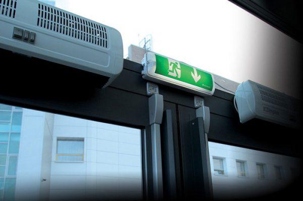 Места установки светодиодных устройств