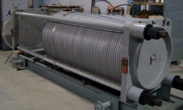 Внешний вид стационарного промышленного агрегата СЭУ-40
