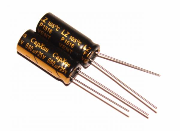 Поляризованные конденсаторы